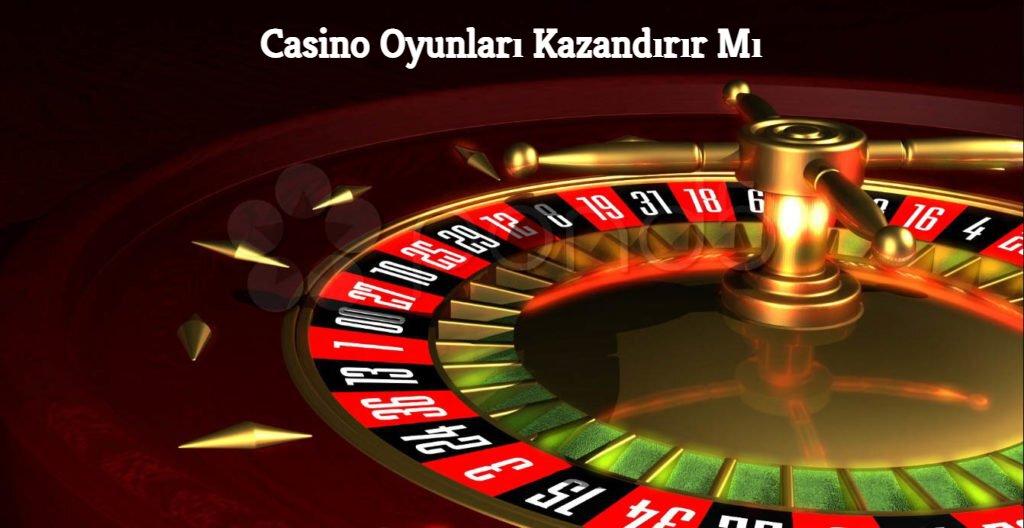 Casino OyunlarıKazandırır Mı